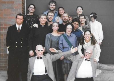 The Visit Cast